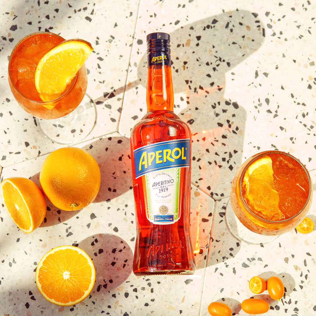 The Story Of Aperol